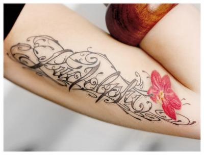 creative tattoo. Tattoo