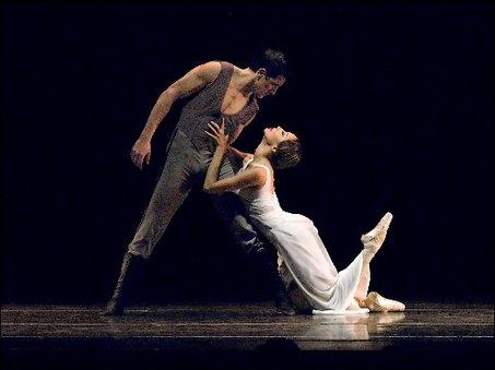 O amor é um eterno ballet