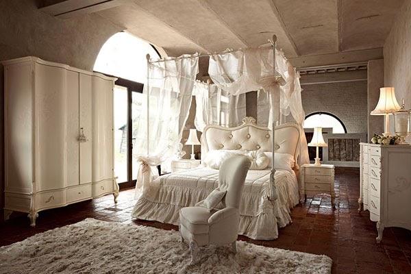 Italian Bed Furniture Room Decoration Ideas