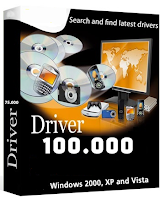 DVD Pack | 100.000 Drivers para Windows v.2009 utilitarios sistema operacionalxp downloads