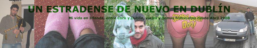 Un estradense de nuevo en Dublín