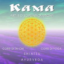 KAMA -  ARTI E DISCIPLINE OLISTICHE