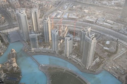 The Residences desde el Burj