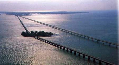 longest bridge 001 - 10 Longest bridges in the world