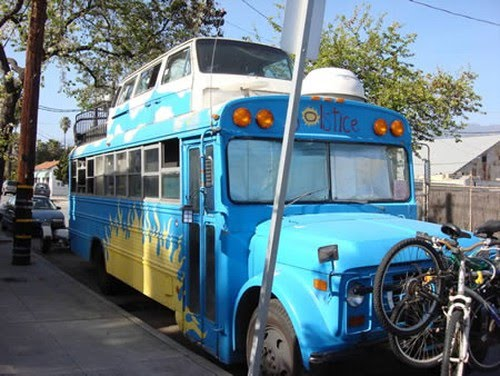 9 - Strangest Buses in Thw World