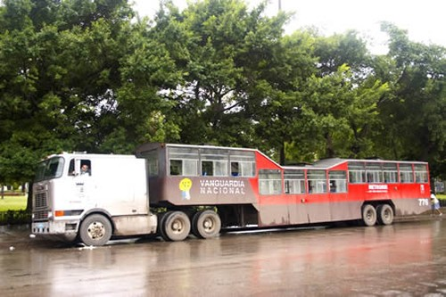 11 - Strangest Buses in Thw World