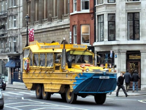 5 - Strangest Buses in Thw World