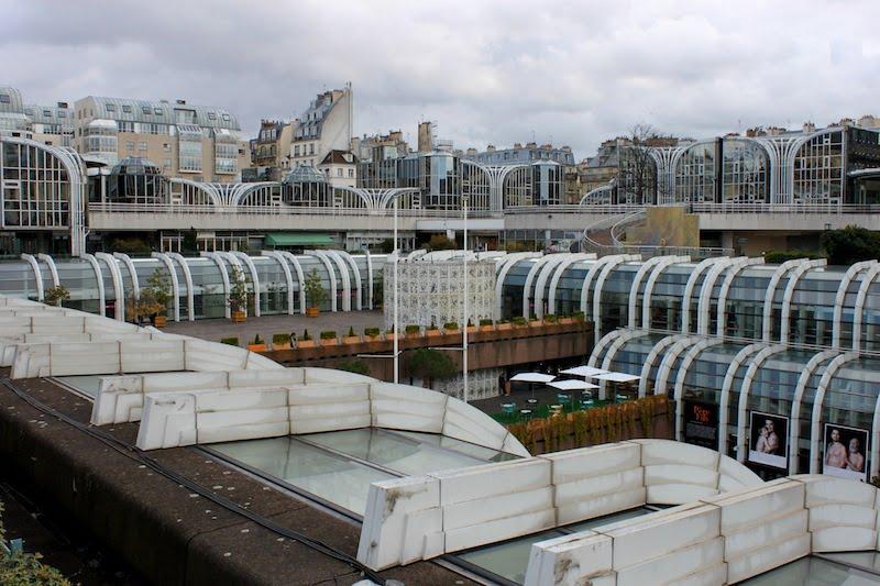 Pictures from paris forum des halles - Forum des halles paris ...