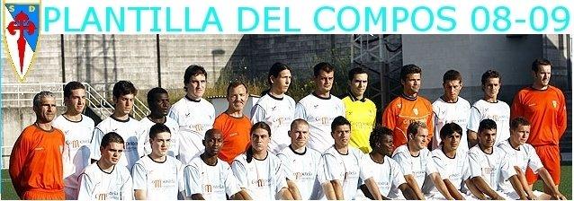 PLANTILLA DEL COMPOS 08-09