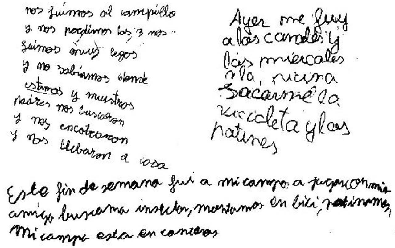 Disgrafia psicomotricidade e disgrafia - Como mejorar la caligrafia ...