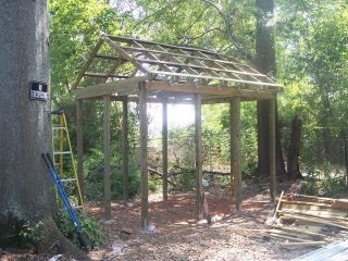 Learning how to build a pole shed is really smart since they are the