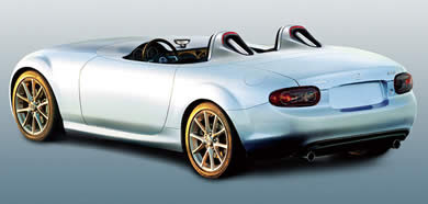Mazda Miata Superlight Speedster