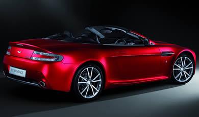 2010 Aston Martin Vantage V8