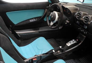 TESLA Roadster Sport BRABUS