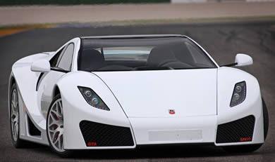 GTA Spano Spyder
