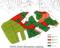 Jurong Island: History behind Jurong Island's birth