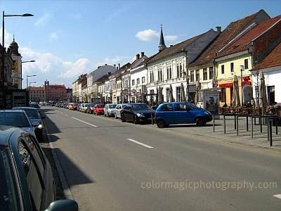 Hero's avenue Cluj Napoca-2010