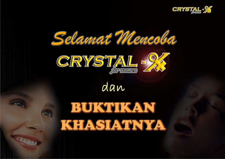 Basmi Keputihan dengan Natural Crystal-X NASA