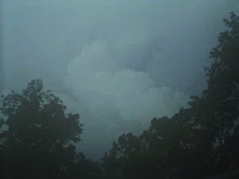 Odd Storm Cloud