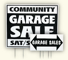 THE BEACH GARAGE SALES