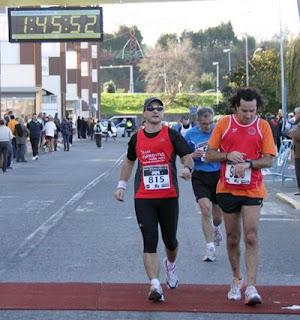 Meta en Ferrol