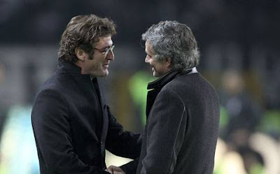 Ferrara-contro-Mourinho
