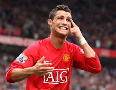 Cristiano Ronaldo al Real