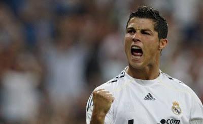 Ronaldo, la stella in campo