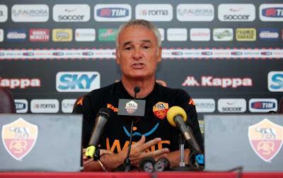 Ranieri indica la strada