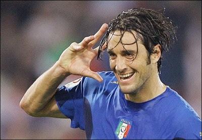 Toni rivole l'Italia e la Serie A
