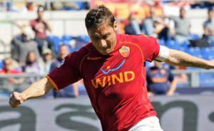 Totti show