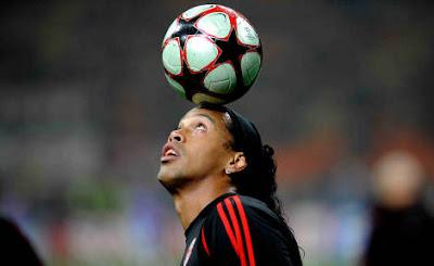 Ronaldinho-Milan