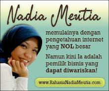 Belajar Bisnis Bersama Nadia