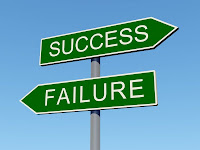 Success or failure? Choose your way!