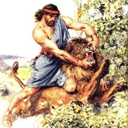 comparing the herakles myth with joseph Roman name hercules heracles was the most famous of the greek mythological heroes (also see: mythweb's illustrated hercules) to make amends for a crime, heracles was compelled to perform a series of heroic tasks, or labors.