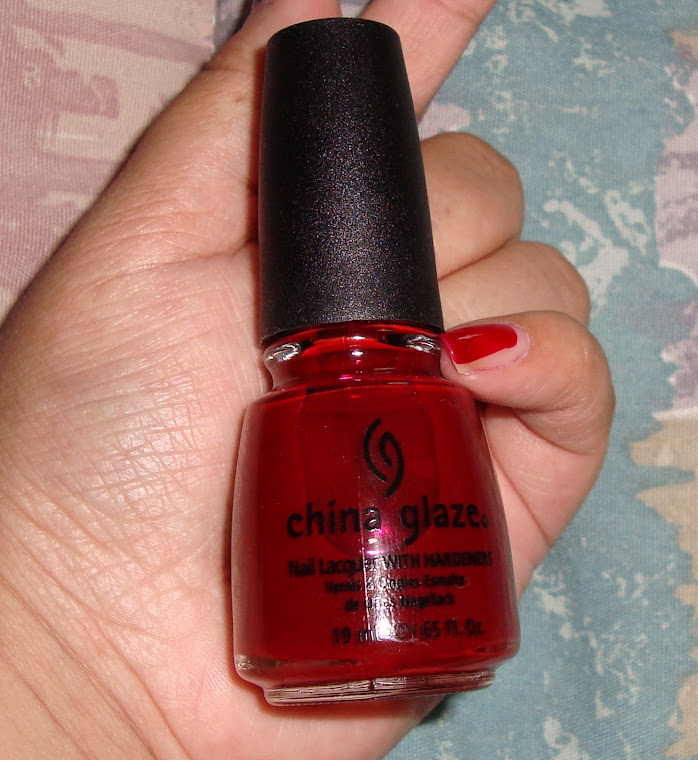 China Glaze Gypsy Girl