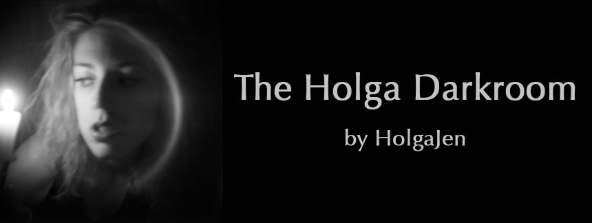The Holga Darkroom