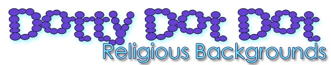 Dotty Dot Dot Designs - Religious Blogger Backgrounds