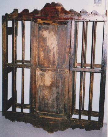 Tallerblog de Restauración de Muebles Antiguos: Limpieza del mueble