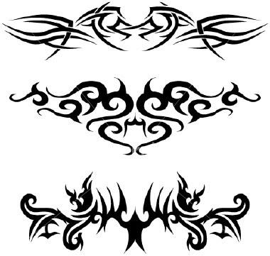 tattoo symbols. african symbol tattoos.