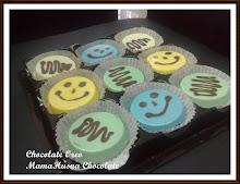Oreo Smiley choc (9 pcs RM20)