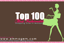 Top 100 shopping site in Malaysia