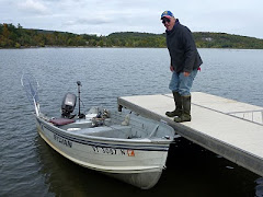 All equipment is provided on all Vermont Fishing Trips