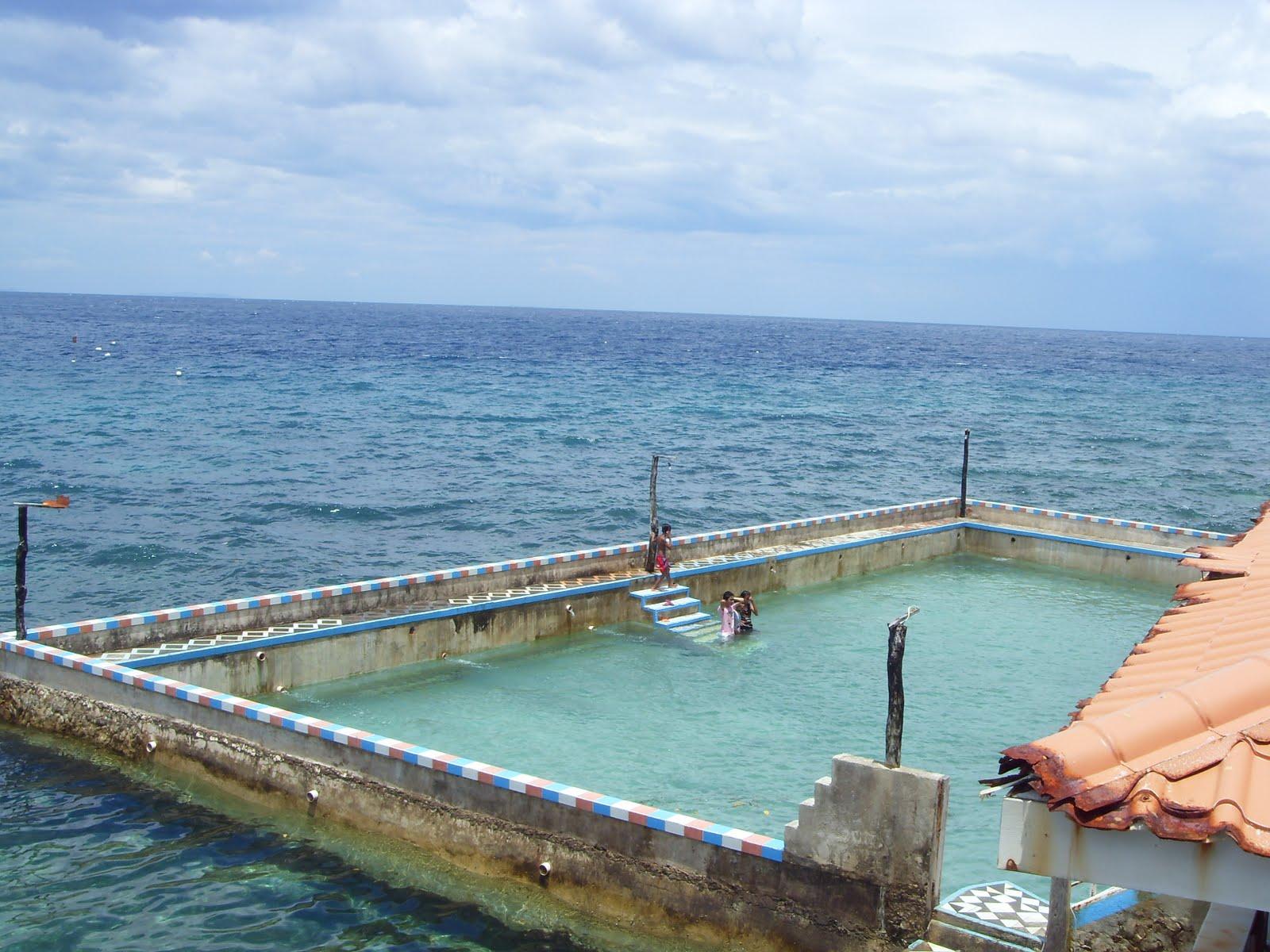 Rockwalled Beach Resort, Dalaguete, Cebu | My Tropical Hut