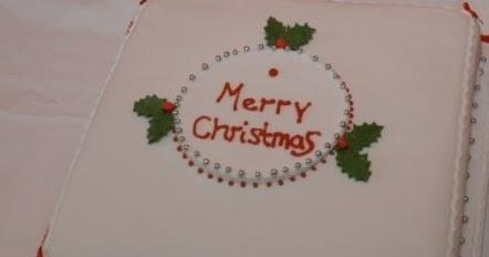 Anglo Indian Christmas Cake Recipe