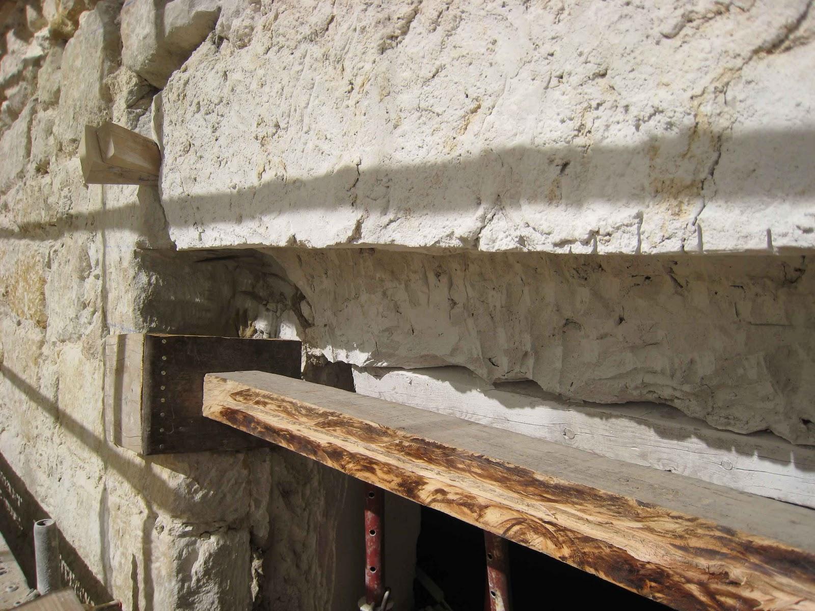 Cambiar cargadero de madera por cargadero met lico foros - Dintel de madera ...