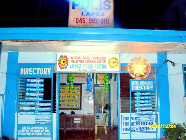 LaPaz Police Station