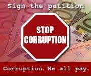 STOP CORRUPTION POLITIQUE