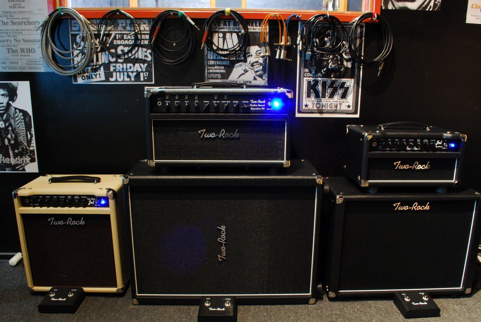 Deluxe Guitars TWO ROCK