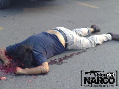 Fotos de los ejecutados en Poza Rica en la plaza gran patio 15